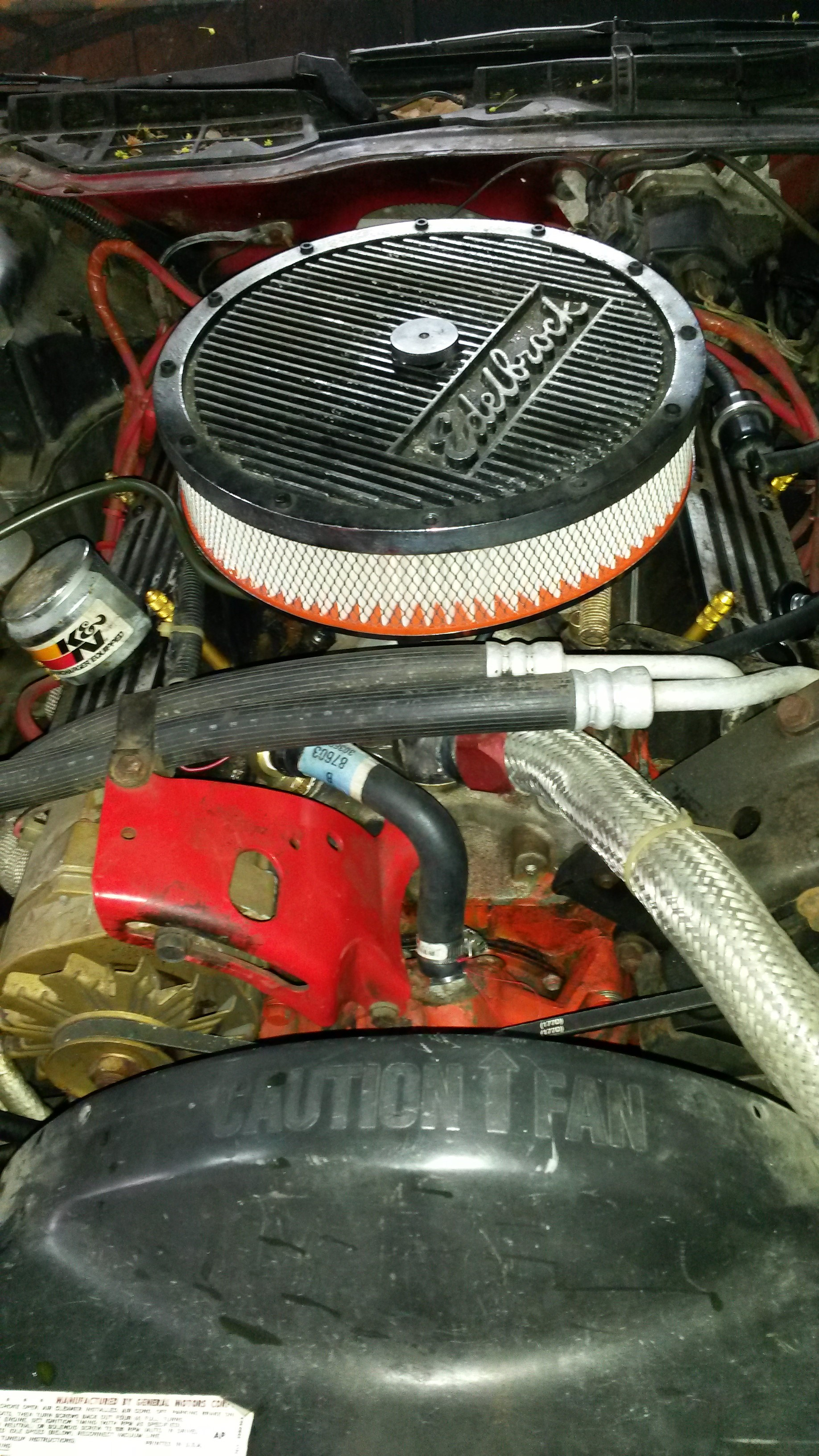 Coolant Bypass Heater Delete Third Generation F Body